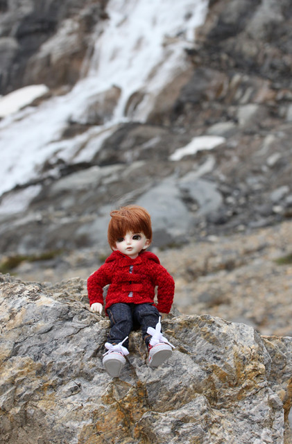 digory at bow glacier falls 2