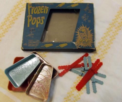 Vintage Popsicle Set
