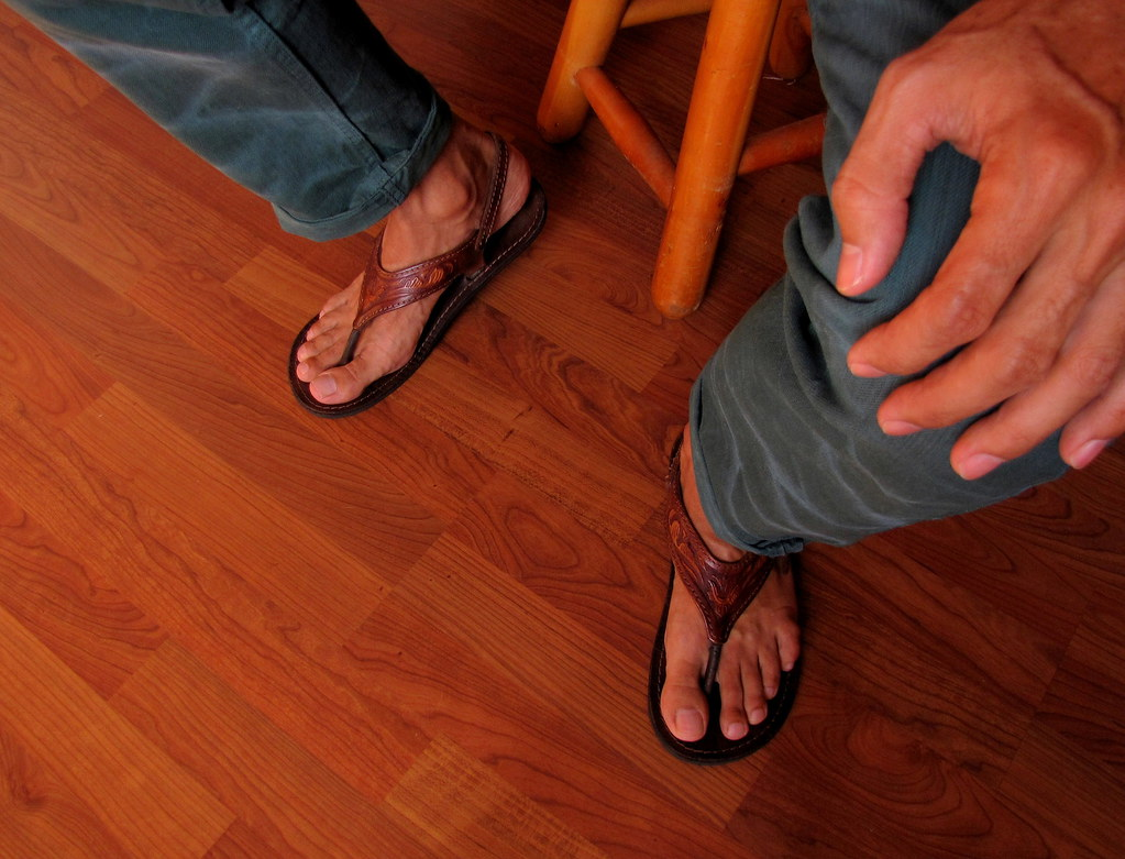 Feet fetish podophilia