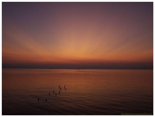 Evening sky #01
