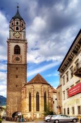 Meran - Pfarrkirche St. Nikolaus