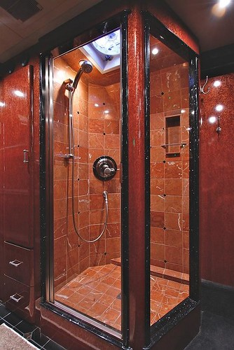 Wildfire - Stateroom Shower