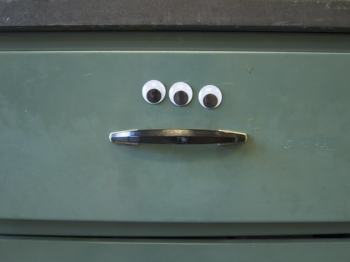 Googly Drawer