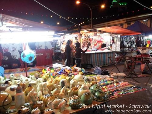 Firefly trip - Sibu Night Market, Sarawak.44