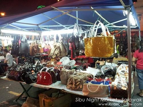 Firefly trip - Sibu Night Market, Sarawak.11