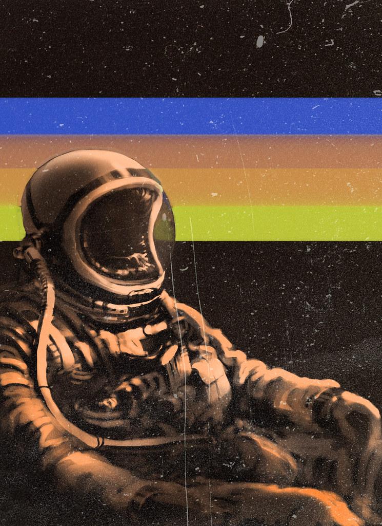 SpaceMan nick knudson