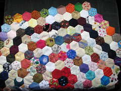hexagons progress 21 july