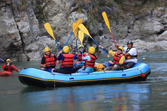 tamur  Adventure rafting and Kayaking river