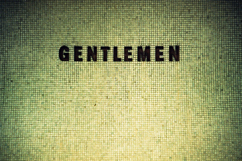 GENTLEMEN by pho-Tony