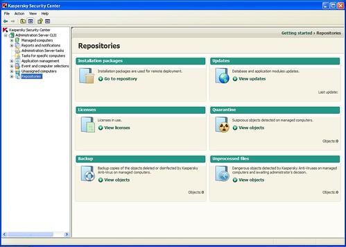 SC9: Repositories