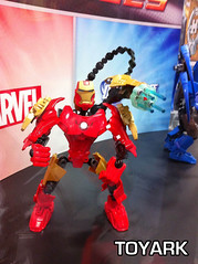 Lego Iron Man buildable character (Jeroen_K) Tags: comics dc lego super heroes marvel sets upcoming 2012 sdcc legosuperheroes legoironman legomarvel legodccomics lego2012