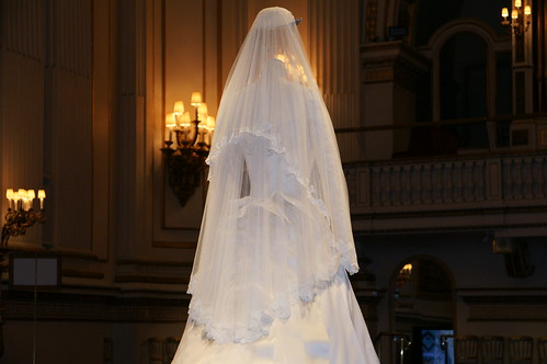 The Duchess of Cambridge's wedding dress