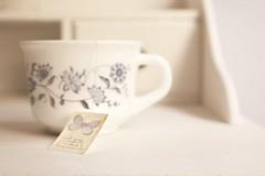 Love blend (MieleNelCaffe) Tags: light love cup butterfly tea luce farfalla cupoftea blend earlgrey tazza th t tazzadit