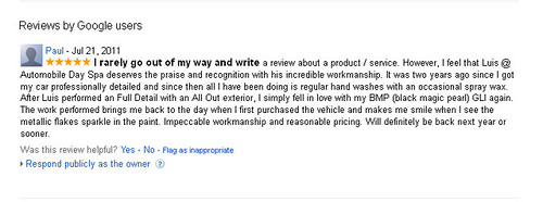 Google Review_7-21-2011