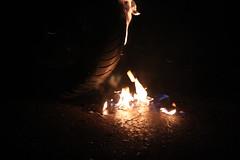 burning rubber (Silent Partner Pdx) Tags: portland spittingfire firebikes silentpartnerpdx