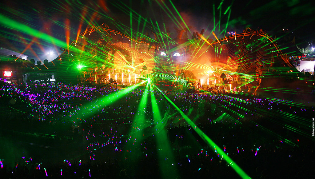 Tomorrowland 2011 Wallpaper  (16:9 ratio)