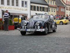 Jaguar XK 140 DHC 3.4 SE (1957) (Transaxle (alias Toprope)) Tags: europeanautoclassic sportscar sportcars vintagecar vintage oldtimer veteran classiccar classiccars historic classic classics european autostoriche automobile automobiles autos car cars coche coches design macchina motor styling voiture автомобиль bellamacchina bella eac leipzig beauty soul power toprope nikon jag jaguar xk xk140 34litre drophead roadster droptop topless convertible cabrio 1956 1957 dohc 6cylinders inline doublecarburettors twincarburetors suh8 annciennes cochesantiguos antiguos cochedeepoca epoca μετατρέψιμο αυτοκίνητο descapotable cabriolet xcar driveby