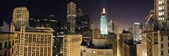 The Dark Knight (Chicago Panorama) (tomms) Tags: urban panorama usa chicago skyline cityscape metropolis darkknight gothem