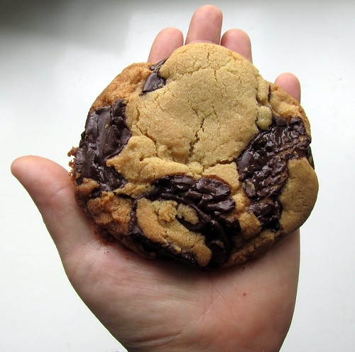 Cookies As Big As My Hand