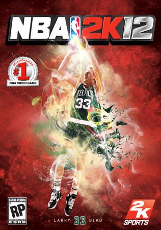 NBA 2K12 - Larry Bird Cover