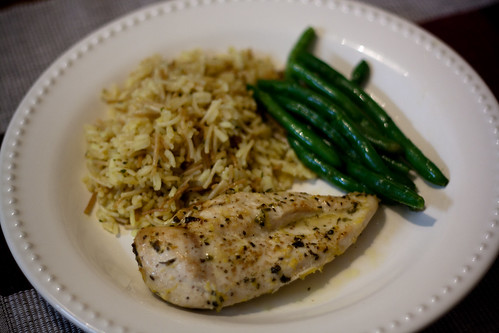 In the Kitchen: Lemon Chicken | The Simple Sisters