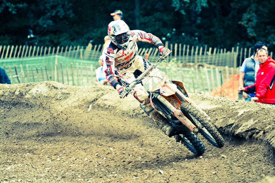 Everts and friends motocross