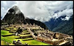 Machu Picchu - Industral Zone