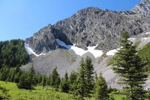 Part Of Elk Range