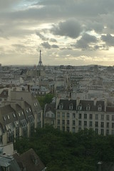 The View from the Pompidou Centre