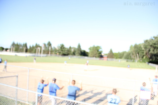 [15/25] summer = softball games.