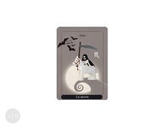 XIII Death (la Morte) (veronica.duriavig) Tags: death major lego card morte tarot gandalf nightmare hermit playingcards arcana carte tarocchi eremita maggiori tarocco cartedagioco arcani