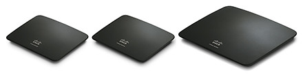 The Linksys family of switches from Cisco for home networking of wired devices.