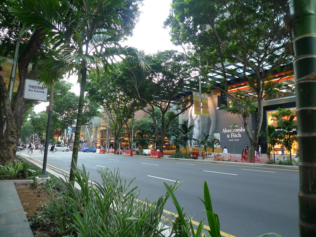 Knightsbridge orchard road