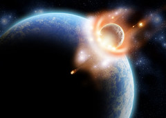 The meteor Effect (planetarytraveler1) Tags: world moon art ecology rock illustration digital fire globe earth space satellite air explosion science images x gas burn gravity future planet change environment astronomy planetary geography carbon universe bang sparks comet orbit climate explode meteor asteroid stratosphere global collide collision eris gravitation dioxide planetx tyche orbiting thedestroyer nibiru wingeddisc