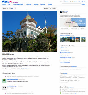 Optimization images in Flickr for Local SEO