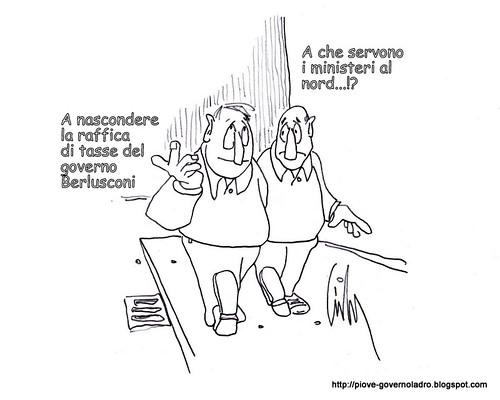 Ministeri al Nord by Livio Bonino