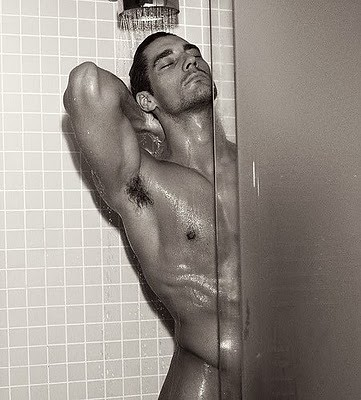 DavidGandy5-shower