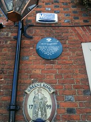 Photo of Blue plaque number 7512