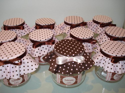 Festa Infantil - Potinhos de Doces