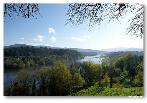 Vista sobre o rio Minho #2 by VRfoto
