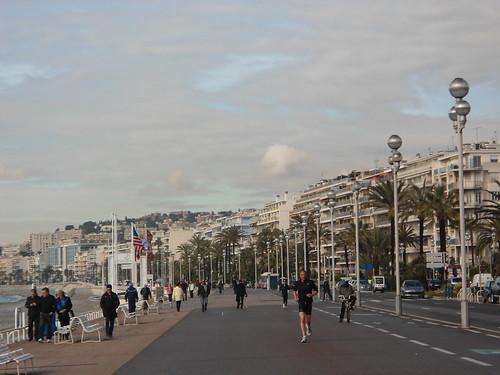 Le Voilier Plage, Paseo de los Ingleses, Niza 2011, Francia/Promenade Des Anglais, Nice' 11, France - www.meEncantaViajar.com by javierdoren