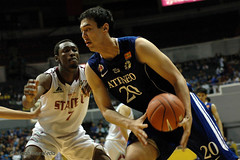 UAAP Season 74: Ateneo Blue Eagles vs. UP Figh...