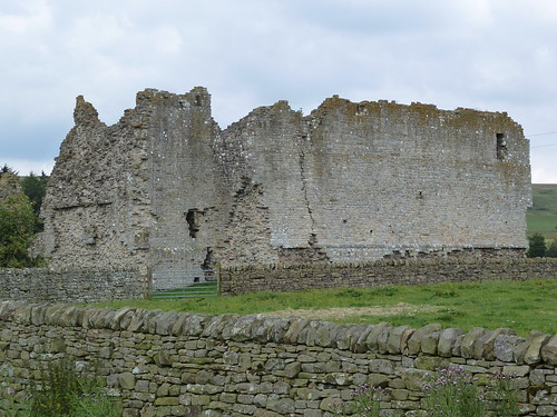 Castle at Bewcastle