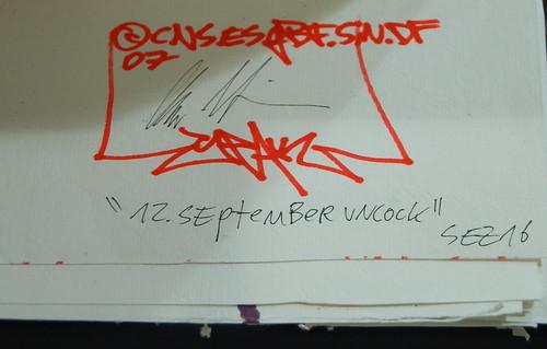 SEAK Tag (Signatur)