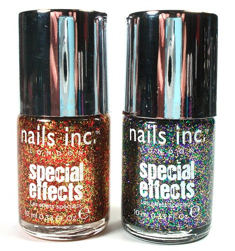 Nails Inc Special Effects Festival Glitters