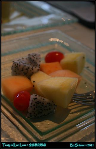 時鮮水果沙拉