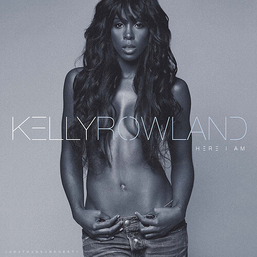 Kelly Rowland - Here I Am (Album Cover: designed by Jonathan Gardner)