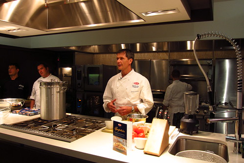 Chef Lorenzo Boni