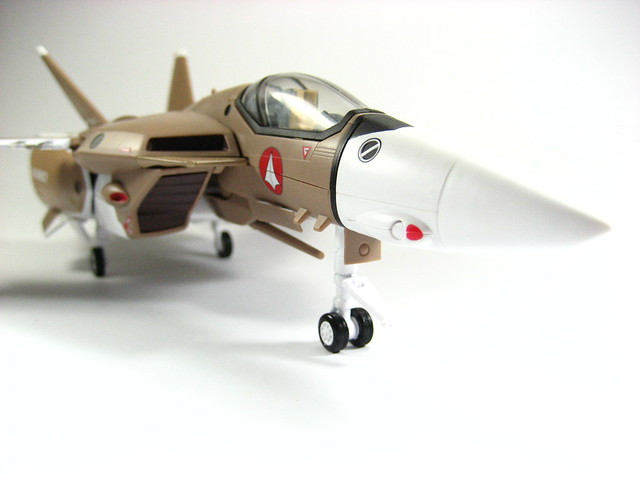 1/60 VF-1A Mass Production Fighter Mode