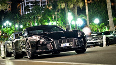 [EXPLORED!!] Aston Martin One-77 Madness!! (Seger Giesbers) Tags: 50mm nikon place martin f14 casino monaco carlo monte aston d5000 one77